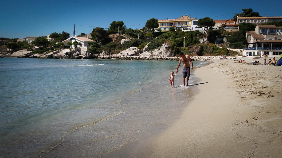 Carro Martigues – Si può dormire sul mare? Si!!!