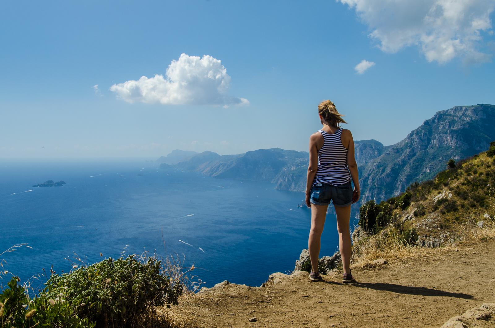 Costiera Amalfitana – Il sentiero degli Dei – Tra natura, bellezza e mito