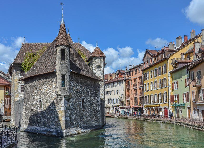 Romantica Annecy, finalmente in tre!