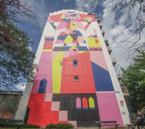 TOward 2030. La street art per lo sviluppo sostenibile a Torino