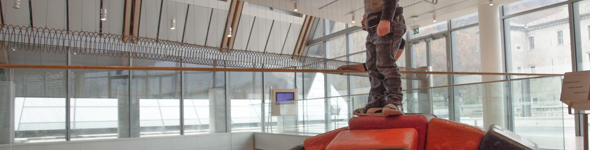 MUSE, il Museo di Scienze Naturali di Trento